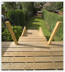 Decking and Steps